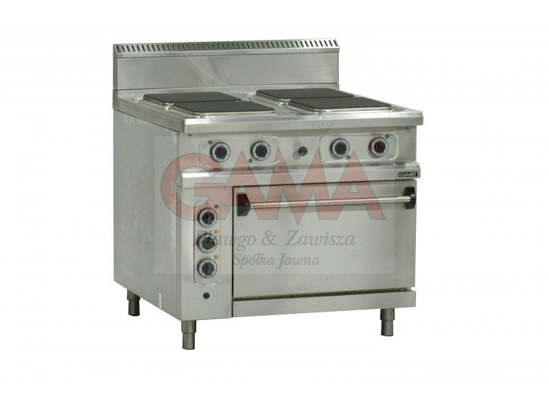 Wyszukiwarka  DOSTAWCA URZĄDZEŃ GASTRONOMICZNYCH -> Kuchnia Elektryczna Z Piekarnikiem Cena